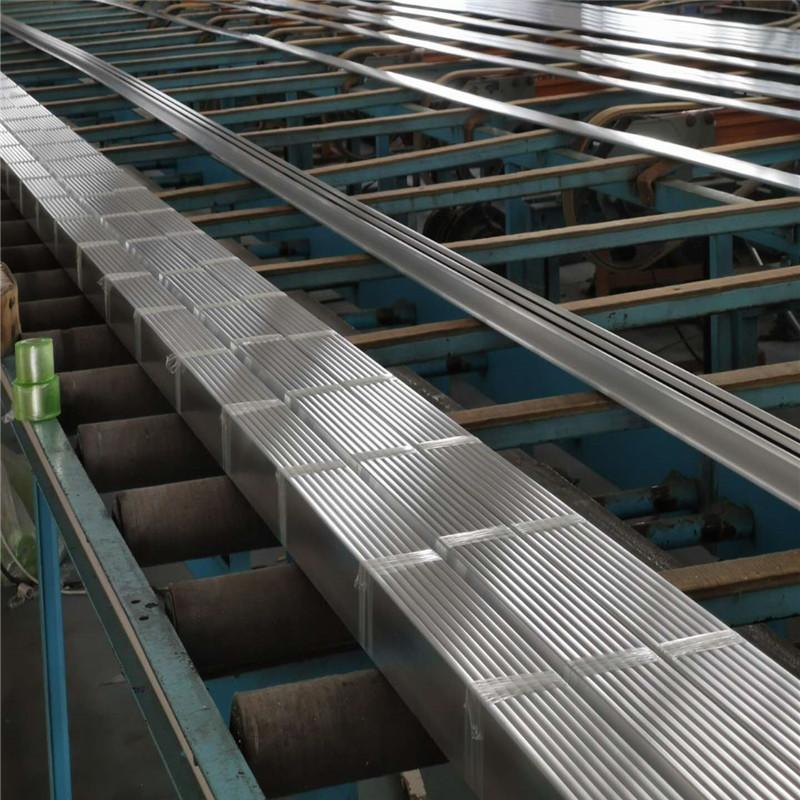 aluminum channel tube0010