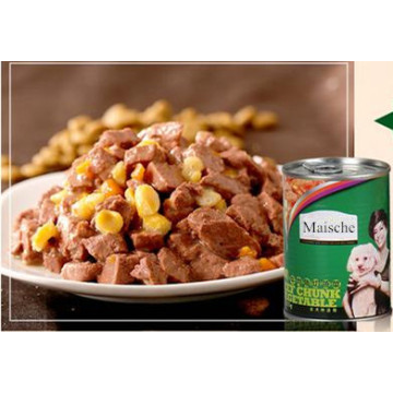 Lezat Dog Treat Beef Butiran Gravy Dog Food