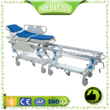 Leading luxurious cart for hand-over of patients