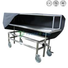 La civière médicale de chariot à mort d'hôpital de guichet unique d'achats