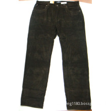 Man Corduroy Pants H 4491