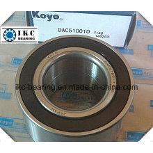 Dac 510010 42X80X45 Toyota, KIA, Hyundai, Nissan Auto Part Bearing em Koyo NSK NTN Wheel Hub Rolamento