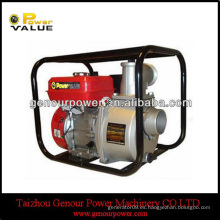 3 '' de pulgada de agua de alta presión bomba bomba de agua de gasolina bomba de combustible eléctrica