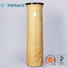 Bolsa de filtración industrial, bolsa de filtro de polvo P84