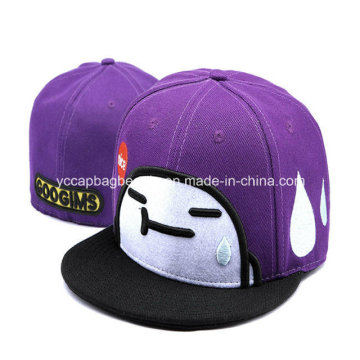 Snapback Hat, Hip Hop Hat, Flat Brim Cap, Fitted Cap