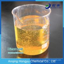 Ácido graso dímero para resina de tinta de poliamida Alto contenido de dímero