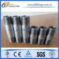 Galvanized BSPT Standard SCH40 Barrel Male Thread Nipple