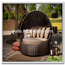 Audu Chaise Lounge With Canopy,Large Chaise Lounge With All Cushion