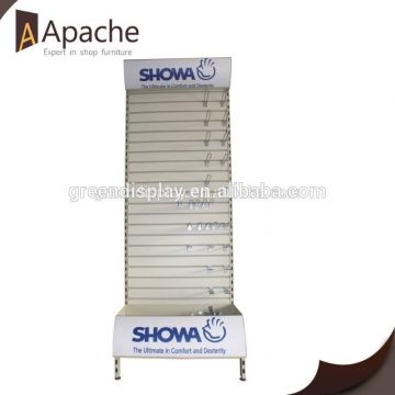 Fine appearance ship corrugated trade show display