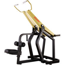 Lat Pull Down Machine Commerciële Gym Fitness
