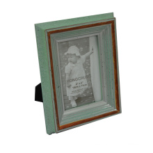 Classic Vintage Wooden Photo Frame for Home Deco