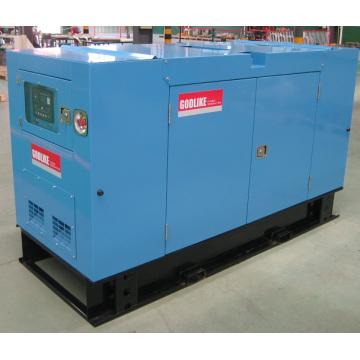 55kVA / 44kw Type silencieux Groupe électrogène diesel Xichai