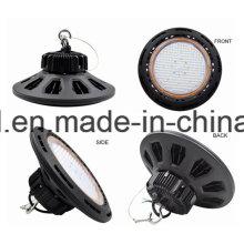 Fabrik-Tunnel-Einkaufszentrum benutzte UFO LED hohes Bucht-Licht und Philips LED Chip und Meanwell-Fahrer