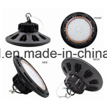 Factory Tunnel Shopping Mall Used UFO LED High Bay Light and Philips LED Chip and Meanwell Driver