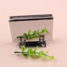 Accesorios de la puerta de la ducha bisagra de la puerta del espejo accesorios de hardware de montaje de pared de 90 grados se adaptan a la puerta de 8-12 mm