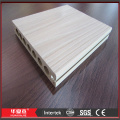 Lowes WPC Co-extrusion Composite Rotproof Decking Tiles for Garden