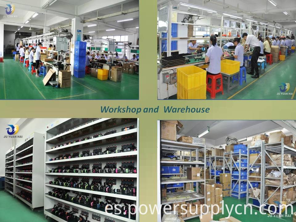 Warehouse And Workshop