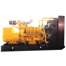 Grupo de gerador trifásico do gás natural da CA de 750kVA 600kw