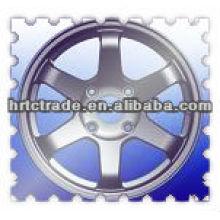 17 polegadas bela advan rs008 roda de design novo