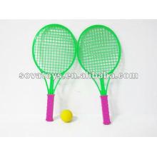 Novo item brinquedo raquete de tênis