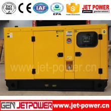 Precio del generador diesel de la energía eléctrica de 100kVA 80kw en la India