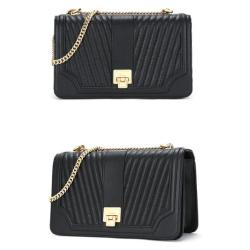 Lady bags quality inspection