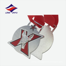 Company use China manufacturer cheap sales metal award medals
