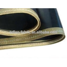 Jiangsu factory size customized PTFE seamless belt with kevlar LATERIAL reinforced