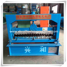 High Rib Steel Metal Corrugated Sheet Roll Forming Machine
