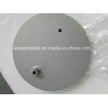 CNC-Teile für die Beleuchtung Zubehör-Bearbeitung-bearbeitete Teil