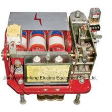 Chave de alimentação a vácuo série Dw80-400A usada principalmente em minas subterrâneas