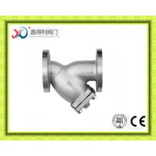 China Fabrik JIS 10k 150A CF8 / Ss304 Y Typ Sieb