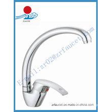 Санитарный кухонный смеситель для кухни в смесителе (ZR20509)