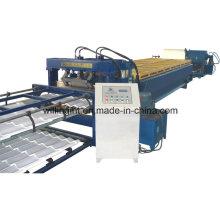 Machine de formage de rouleaux de carreaux Withplc Control