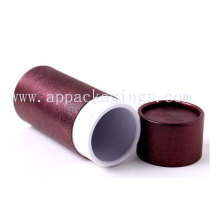 Luxury packaging oem design gift box cylindrical paper box