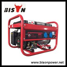 BISON(CHINA)Hot Sale Petrol / Gasoline generator 3.5kva portable generator, 3.5kw portable generator, 3500w portable generator