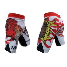 Shorts de combat MMA Shorts de MMA personnalisés Shorts de compression MMA