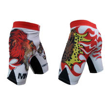 ММА бой шорты пользовательские сжатия шорты MMA шорты ММА