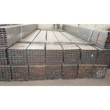 Q235 ASTM A500 SHS sección hueca cuadrada
