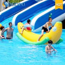 Diapositiva inflable gigante de la diapositiva inflable de la piscina de la piscina para la venta