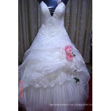 Vestido de boda nupcial al por mayor DSC01