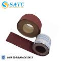Rolo de pano de lixamento SATC abrasivo com tamanho personalizado e bom preço