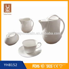 ceramic hot coffee & tea pot