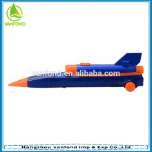 Novidade projetar avião caneta barato artigos promocionais para crianças
