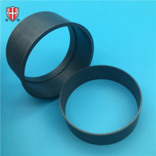 industrial machinery silicon nitride ceramic sleeve bushing
