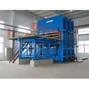 JHR transformador aislante Material prensa caliente de la máquina
