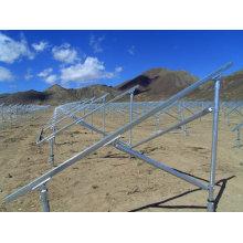 Suporte de energia solar para aquecedor solar de água