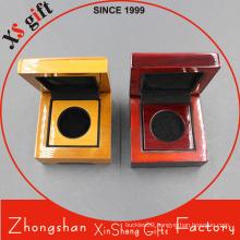 High Quality Unique Design Coin Wood Box