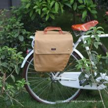 Tourbon 2018 Newest Design Waterproof Foldable Bicycle Pannier Travel Bike Bag
