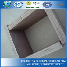 Phenolic Glue Waterproof Plywood With Hardwood Core